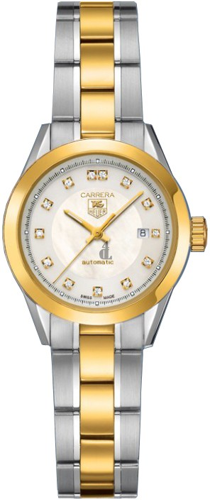Replica Tag Heuer Carrera Ladies Watch WV2450.BD0797