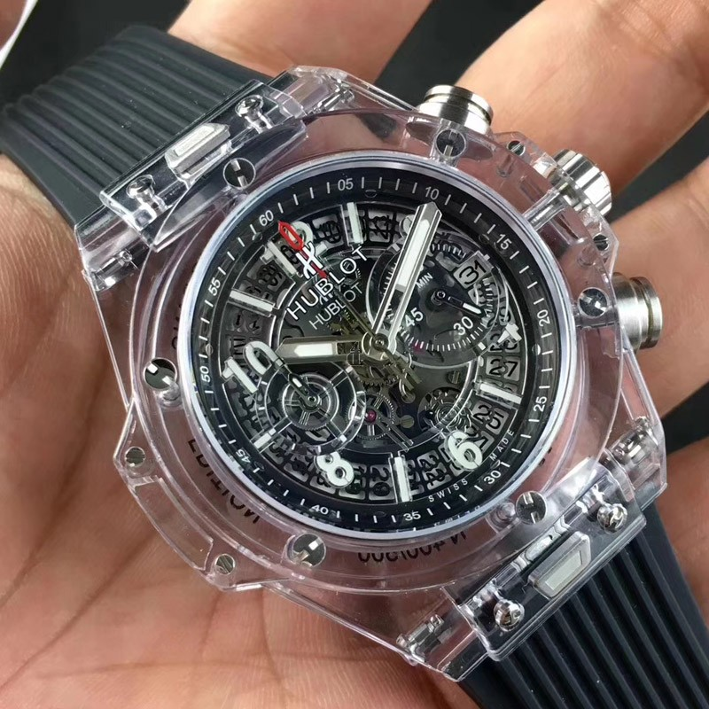 Hublot Big Bang UNICO Chronograph 45mm  Sapphire Crystal replica