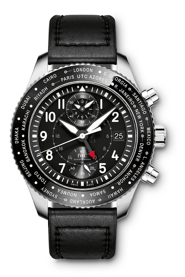 IWC Pilot's Watch Timezoner Chronograph IW395001 fake