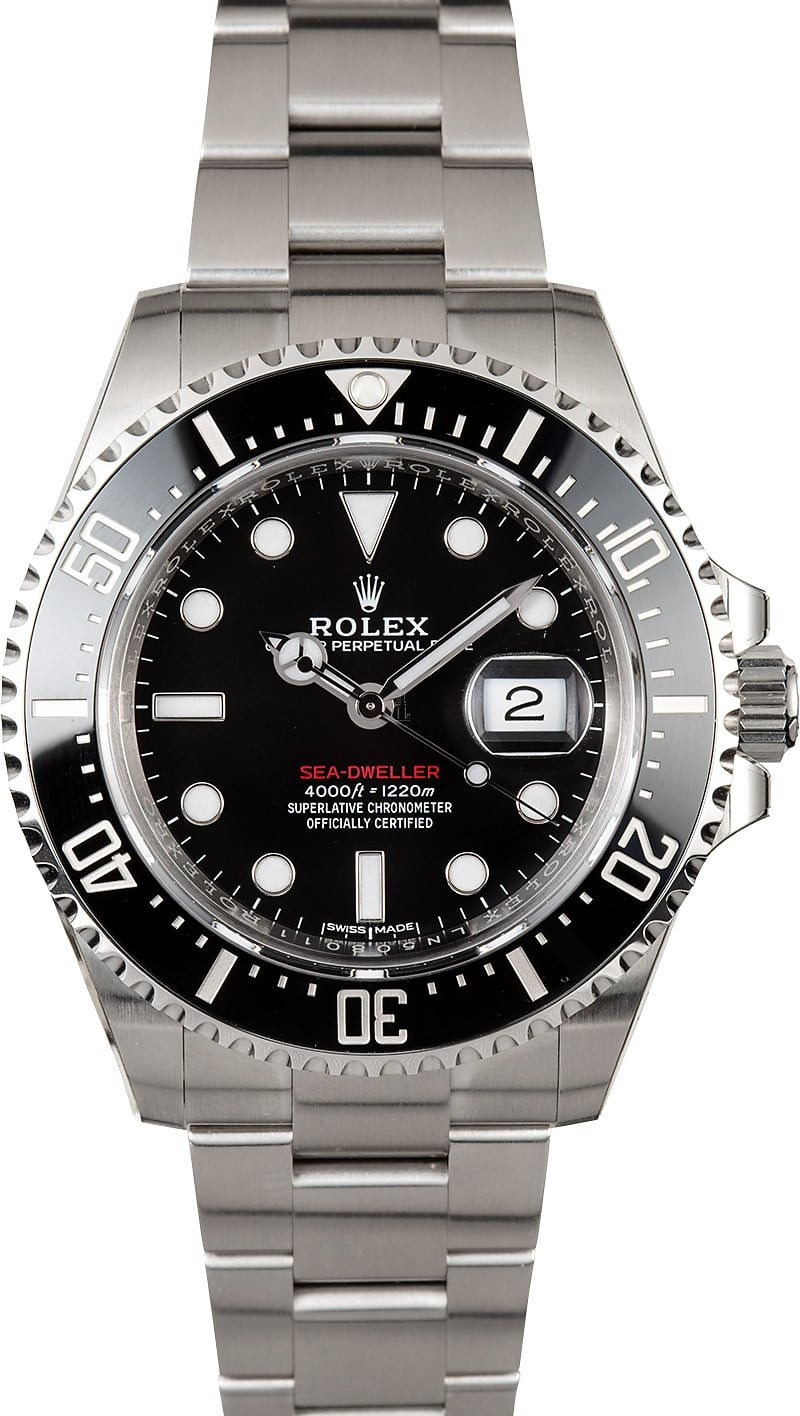 Replica Rolex Sea-Dweller 126600
