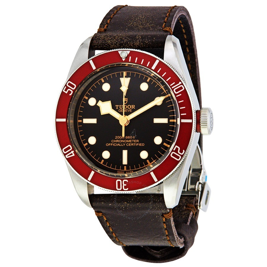 Tudor Heritage Black Bay Automatic 79230R-BK-BURLS Replica