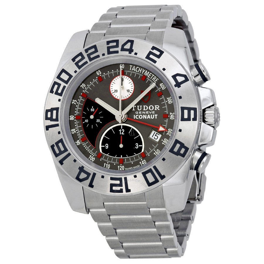 Tudor Iconaut Automatic Grey Dial Stainless Steel 20400-GYSSS Replica