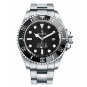 Fake Rolex Sea Dweller Stainless Steel Watch 116600.