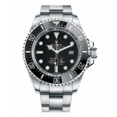 Fake Rolex Sea Dweller Deepsea Stainless Steel Watch 116660.