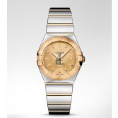 Omega Constellation Ladies  watch replica 123.20.27.60.08.002