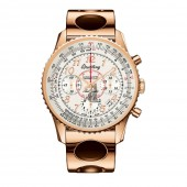 Breitling Montbrillant 01 Red Gold 40.00mm RB013012 Watch fake