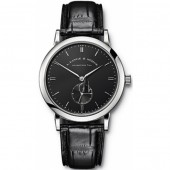 A.Lange & Sohne Saxonia Manual Wind 37mm Mens Watch Replica 215.029