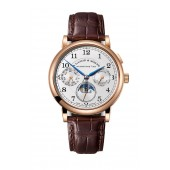 A. Lange & Sohne 238.032 1815 Annual Calendar Pink Gold  Silver