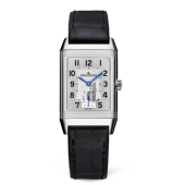 Jaeger LeCoultre Reverso Classic Silver Dial  Hand Wound