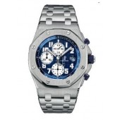 Replica Audemars Piguet Gent's Titanium Royal Oak Offshore Chronograph0