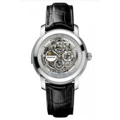 Replica Audemars Piguet Jules Audemars Skeleton Minute Repeater Perpetual Calendar0