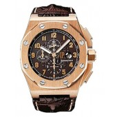 Replica Audemars Piguet Royal Oak Offshore Arnold's All-Stars Chrono0