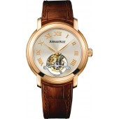 Replica Audemars Piguet Jules Audemars Tourbillon 41mm Men's Watch