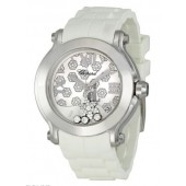 Imitation Chopard Happy Sport II Snowflake Ladies Watch