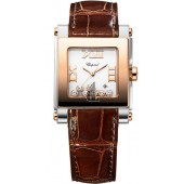 Imitation Chopard Happy Sport Square Quartz Medium Ladies Watch