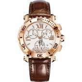 Imitation Chopard Happy Sport Chronograph Quartz 42mm Ladies Watch