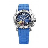 Imitation Chopard Happy Sport Chronograph Fish Ladies Watch