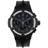 Hublot Big Bang All Carbon Bezel Baguette 44mm 301.QX.1740.HR.1904 replica.