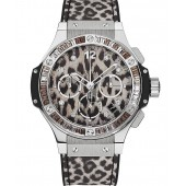 Hublot Big Bang Steel Snow Leopard Watch 341.SX.7717.NR.1977 replica.