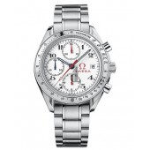 Omega Speedmaster Date Olympic  watch replica 3513.20.00