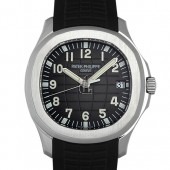 Patek Philippe Aquanaut Automatic Black Dial Stainless Steel 5167A-001