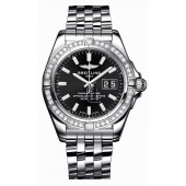 Breitling Galactic 41  Stainless Steel Watch fake