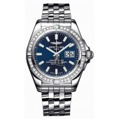 Breitling Galactic 41 A49350 Stainless Steel Watch fake