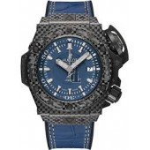 Hublot King Power Oceanographic 4000 All Black Blue 731.QX.5190.GR replica.