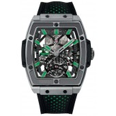 Hublot Masterpiece MP-06 Senna Titanium Mens Watch 906.NX.0129.VR.AES13 replica.
