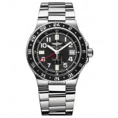 Breitling Superocean GMT Watch A3238011/BA38/148A  replica.