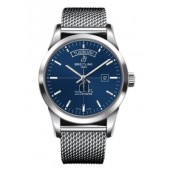 Breitling Transocean Day & Date Limited Edition Stainless Steel A453109T/C921/154A