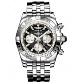 Breitling Chronomat 44 Mens Watch AB011011/B967SS  replica.