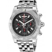 Breitling Chronomat 41 Automatic Stainless Steel Watch AB014112/BB47  replica.