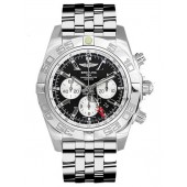 Breitling Chronomat GMT Mens Chronograph AB041012/BA69/383A  replica.