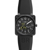 Climb Bell & Ross Flight Intruments Mens Watch BR 01-97 CLIMB fake