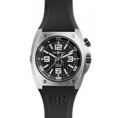 Steel Fiber Bell & Ross Automatic 44mm Mens Watch BR 02-92 STEEL FIBER fake