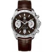 Replica TAG Heuer Grand Carrera Calibre 17 RS Automatic Chronograph 43 mm CAV511E.FC6231