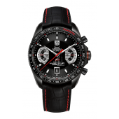 Replica TAG Heuer Grand Carrera Calibre 17 RS2 Automatic Chronograph 43 mm CAV518B.FC6237