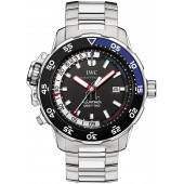 Cheap IWC Aquatimer Deep Two Mens Watch IW354701 fake.