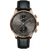 Cheap IWC Portuguese Automatic Chronograph Mens Watch IW371482 fake.