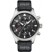 Cheap IWC Pilot's Chronograph Mens Watch IW377701 fake.