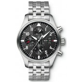 Cheap IWC Pilot's Chronograph Mens Watch IW377704 fake.