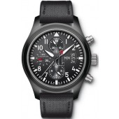 Cheap IWC Pilot's Chronograph TOP GUN Mens Watch IW378901 fake.