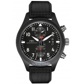 Cheap IWC Pilot's Chronograph TOP GUN Mens Watch IW388001 fake.
