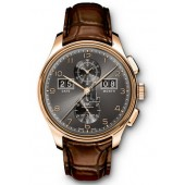 "Fake IWC Portugieser Perpetual Calendar Digital Date-Month Edition ""75th Anniversary"" IW397202"