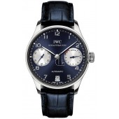 Cheap LAUREUS IWC Portuguese Automatic Mens Watch IW500112 fake.