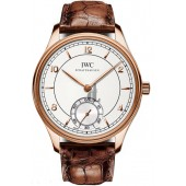 Cheap IWC Vintage Portuguese Hand Wound Mens Watch IW544503 fake.