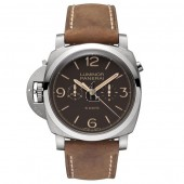 Fake Panerai Luminor 1950 Chrono Left-handed 8 Day Men's Watch PAM00579