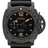 Fake Panerai Luminor submersible 1950 carbotech ? 3 days automatic PAM00616