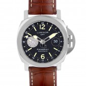 Fake Panerai Luminor GMT Black Dial Automatic GMT Men's Watch PAM 00088